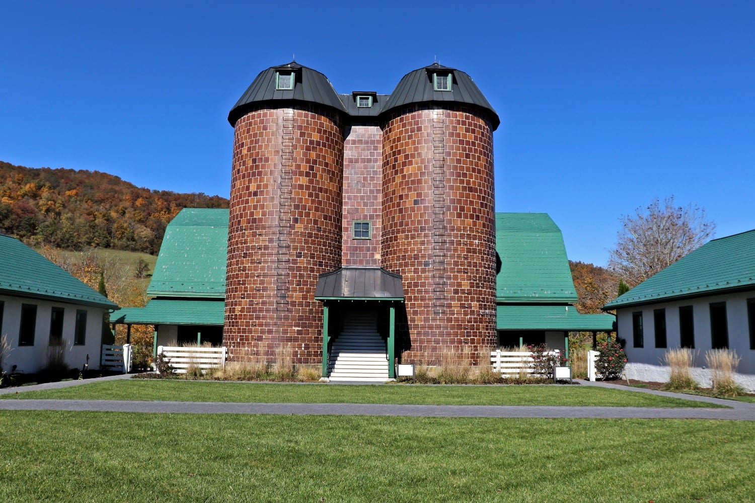 Old Dairy facility has been beautifully restored